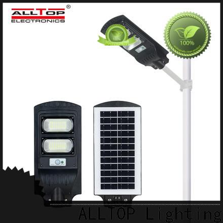 ALLTOP garden street lamp best quality manufacturer