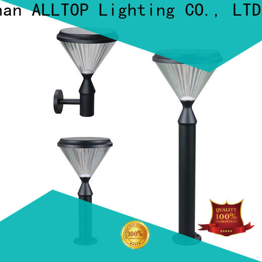 ALLTOP best solar powered yard lights