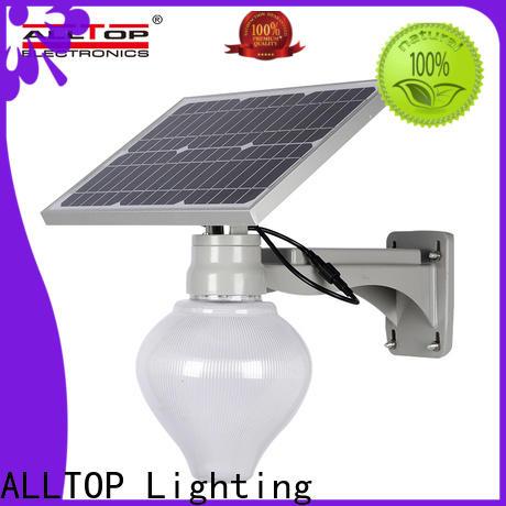 ALLTOP 30w solar street light wholesale for playground