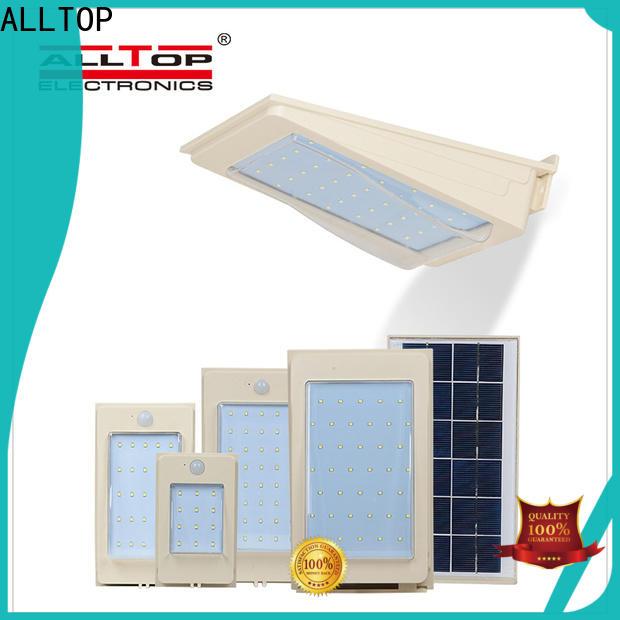 ALLTOP solar lamp outdoor wall light supplier for concert