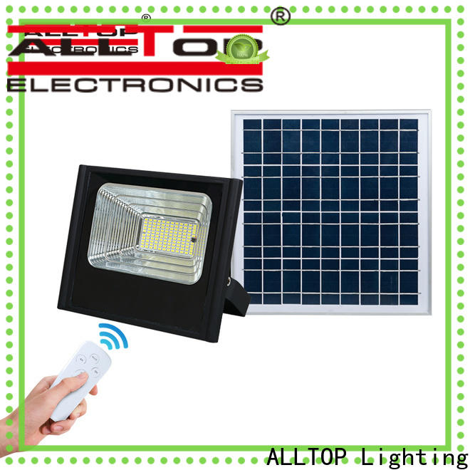 portable outside solar flood lights company for stadium