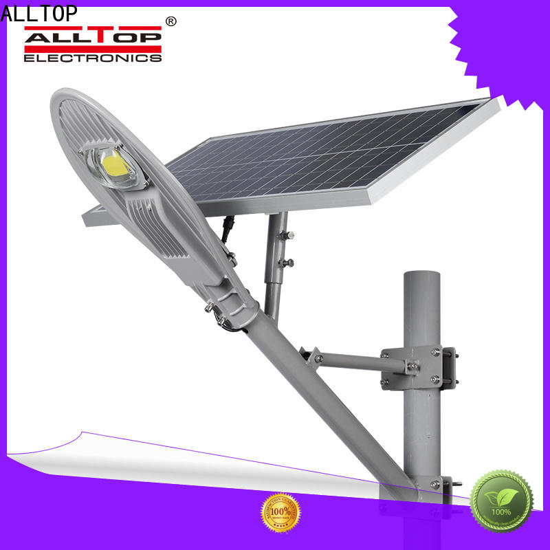 ALLTOP solar road lights wholesale for playground