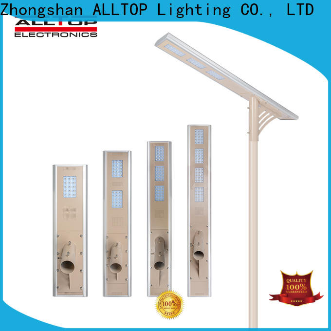 outdoor waterproof street light supplier for road