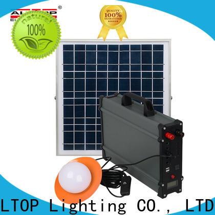 multi-functional solar energy system supplier for battery backup