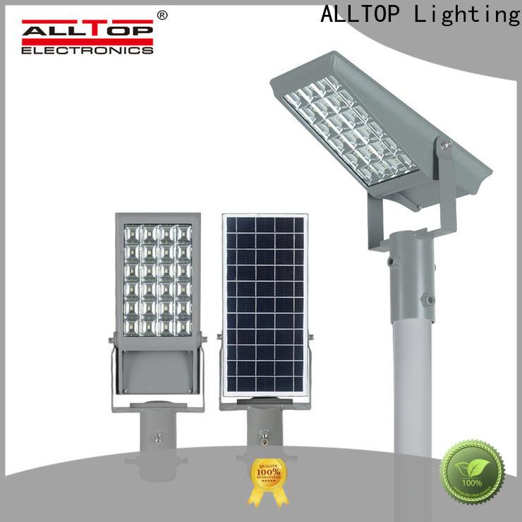 ALLTOP powered outside solar flood lights factory for spotlight
