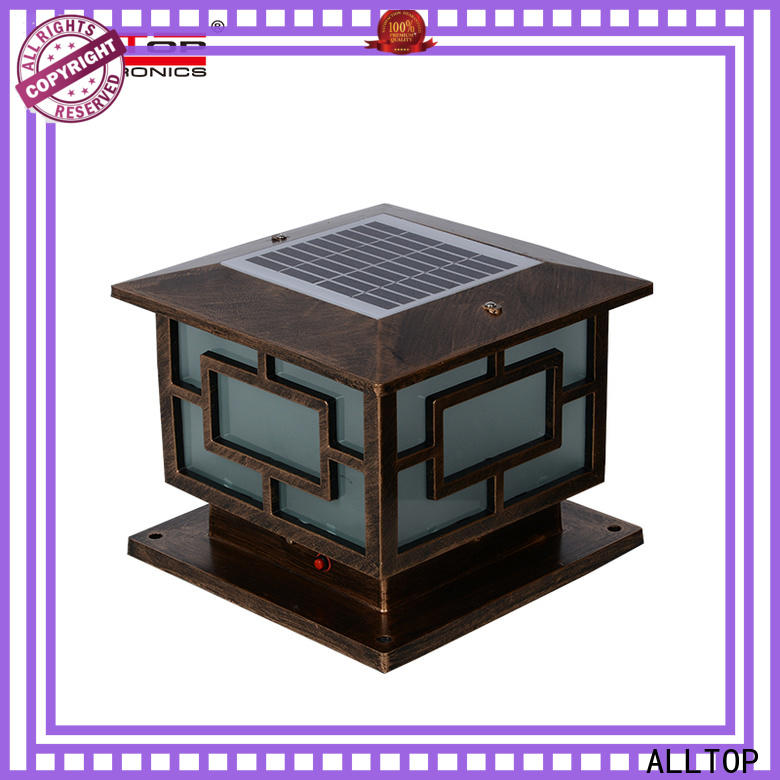 fancy design solar lamp factory suppliers for decoration