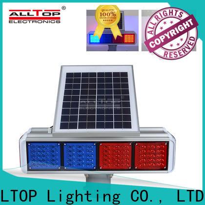 ALLTOP road warning lights supplier for workshop
