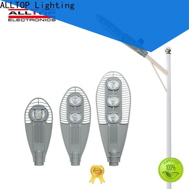 ALLTOP automatic solar street light pricelist for business