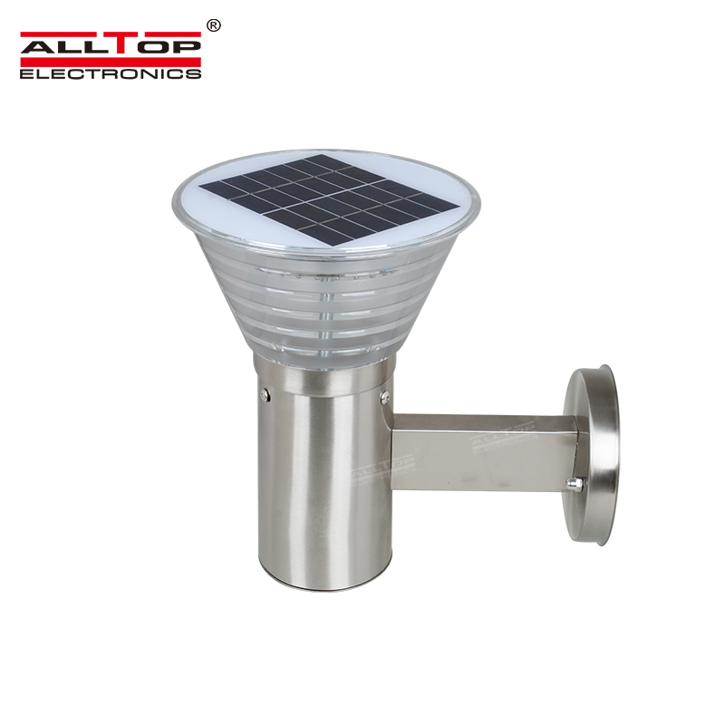 ALLTOP modern china solar wall light manufacturer for camping-1