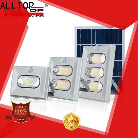 rechargeable best solar floodlight for business for spotlight