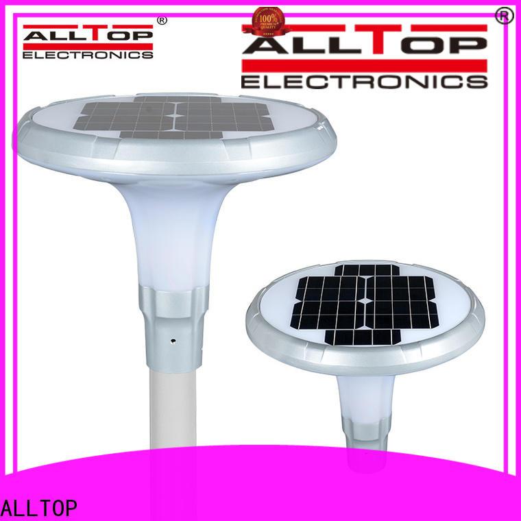 ALLTOP solar led street lamp supplier for playground