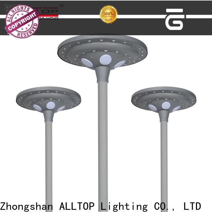 ALLTOP solar panel yard lights company for landscape