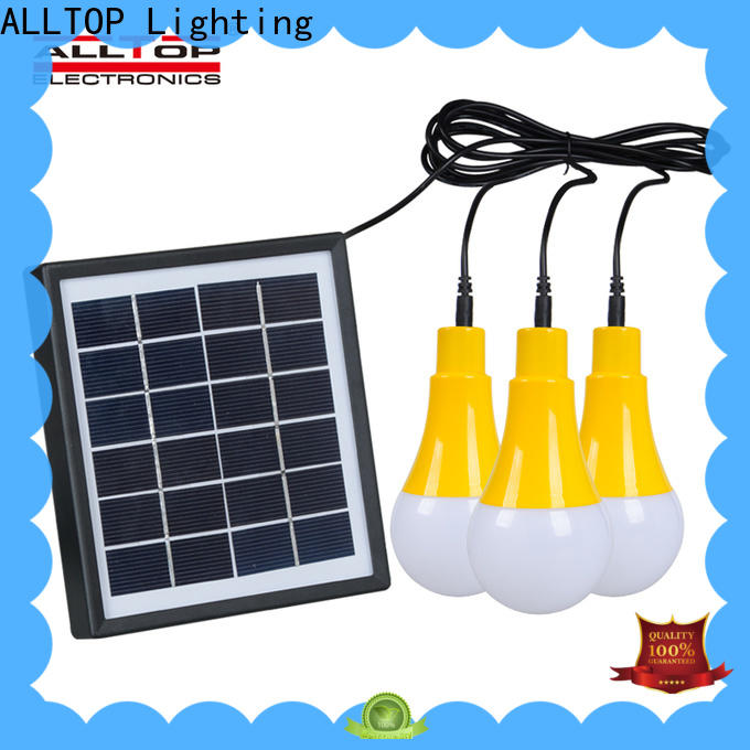 energy-saving solar lamp outdoor wall light wholesale for party