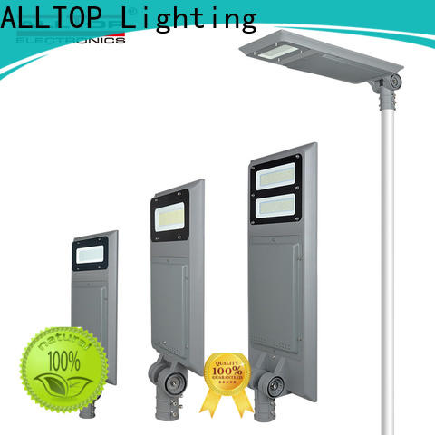 ALLTOP integrated public lighting companies factory direct supply for garden