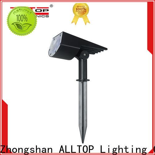 ALLTOP solar led lamp post light supply for landscape