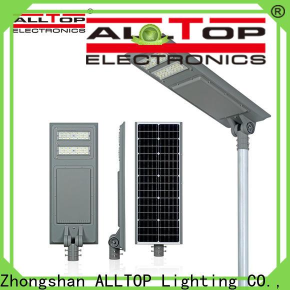 waterproof solar street light factory manufacturer for garden