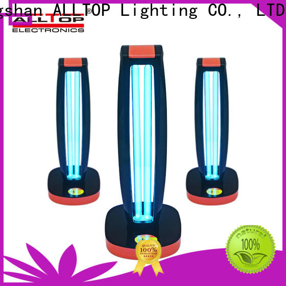 ALLTOP remote control uv disinfection lamp wholesale for water sterilization