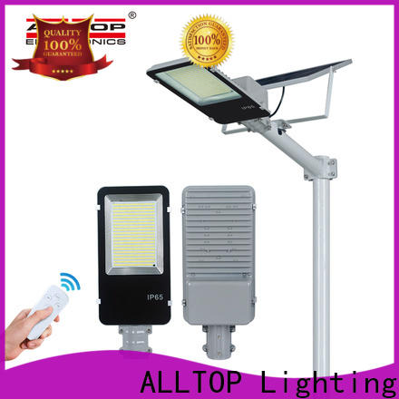 ALLTOP factory price solar road lights directly sale for outdoor yard