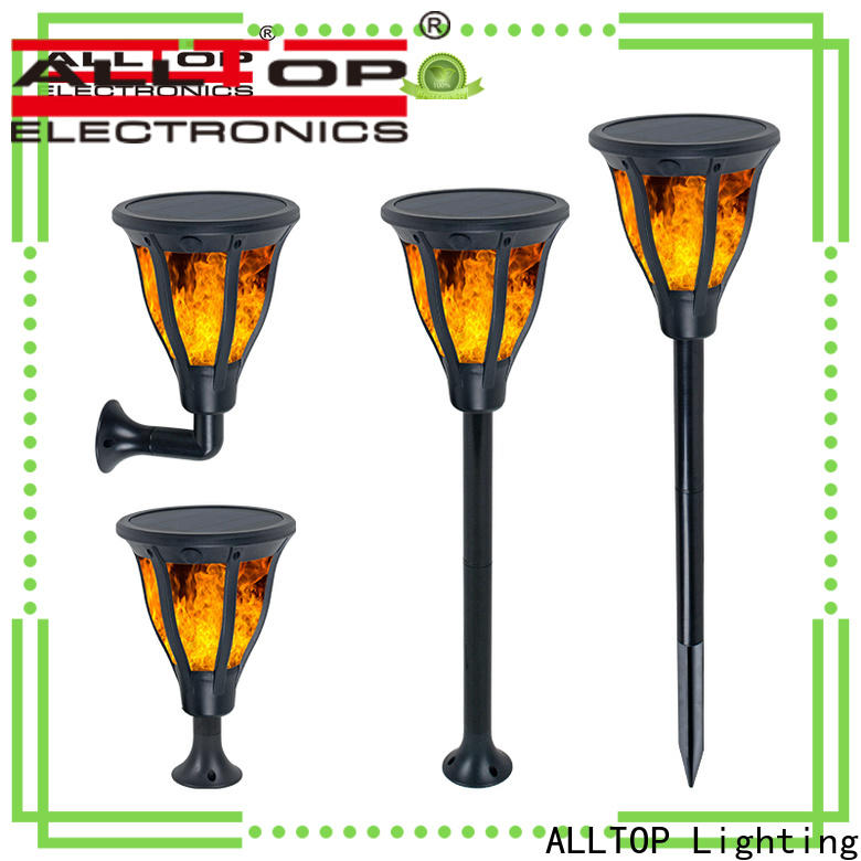 ALLTOP classical garden path lights solar manufacturers for decoration