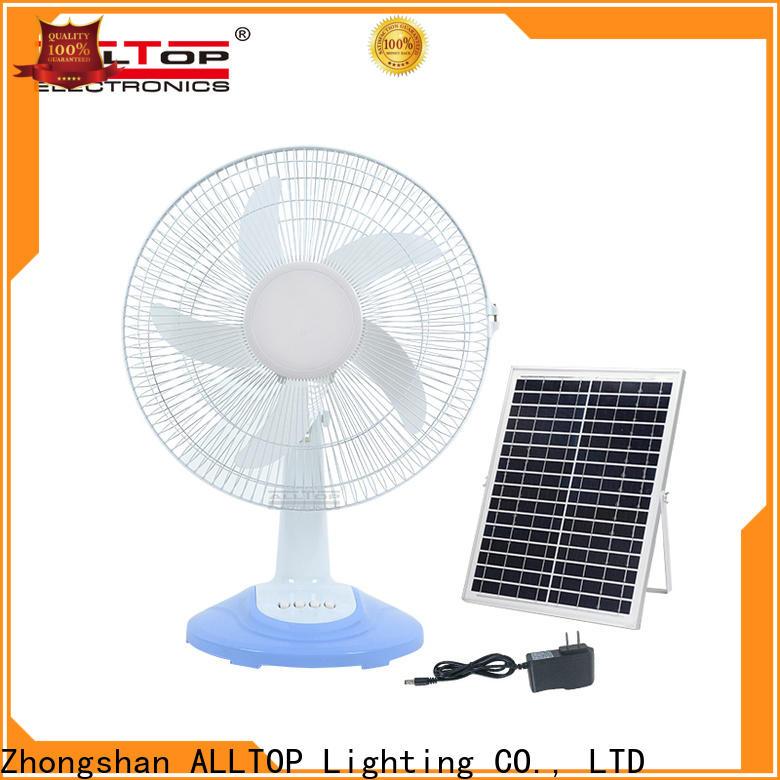 ALLTOP multi-functional solar led lighting kit system directly sale for camping