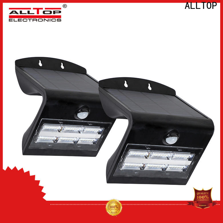 ALLTOP high quality patio wall lights directly sale highway lighting
