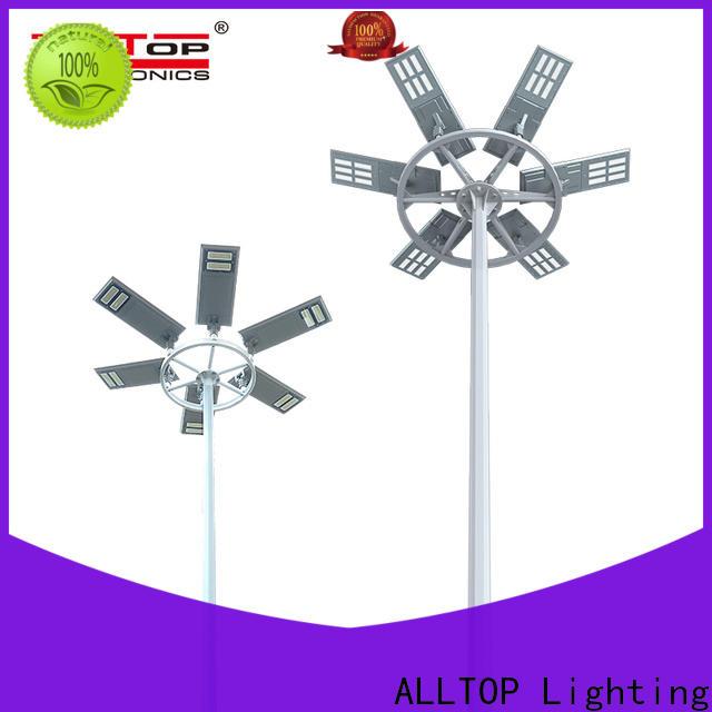 ALLTOP solar street light functional manufacturer