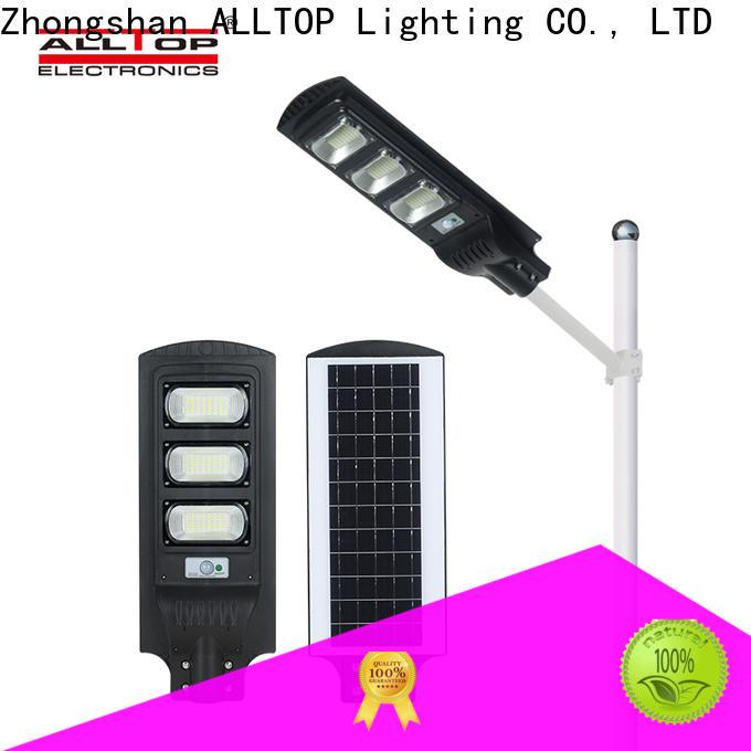 waterproof pole solar street light functional supplier
