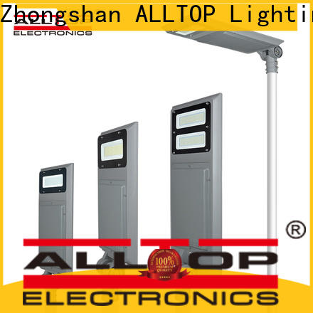 ALLTOP customized solar wall light functional wholesale