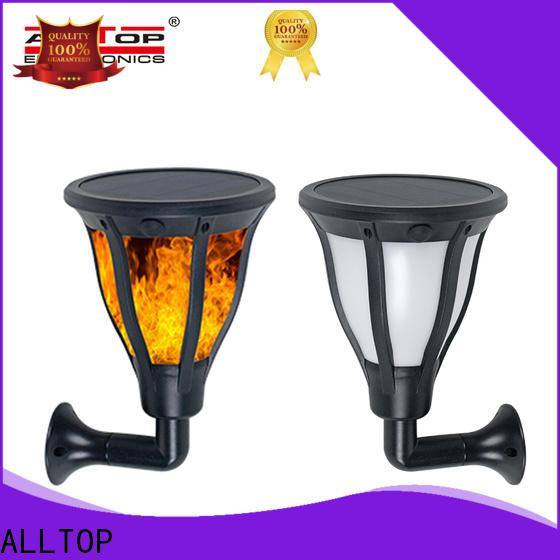 ALLTOP solar street light post