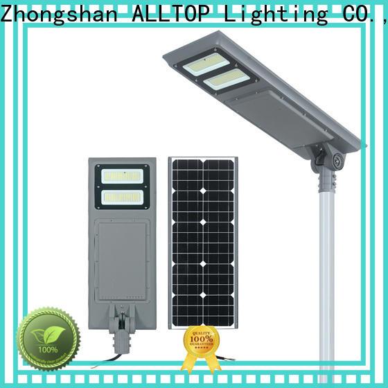 ALLTOP outdoor solar street light factory functional supplier