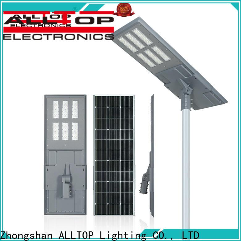 ALLTOP best outdoor solar street lights high-end manufacturer