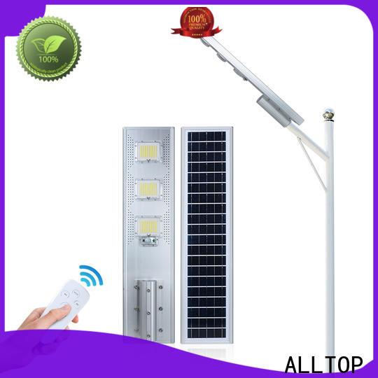 ALLTOP high-quality solar led lights functional supplier