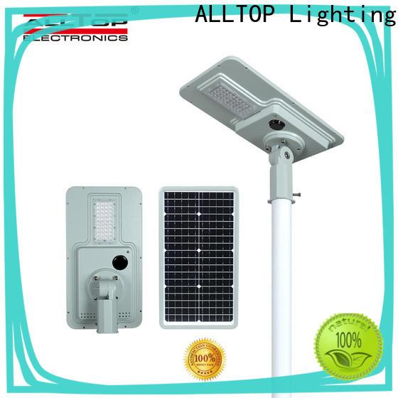 ALLTOP street light solar functional supplier