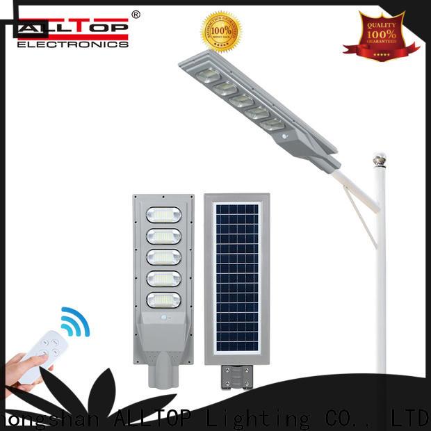 ALLTOP outdoor street light led best quality supplier