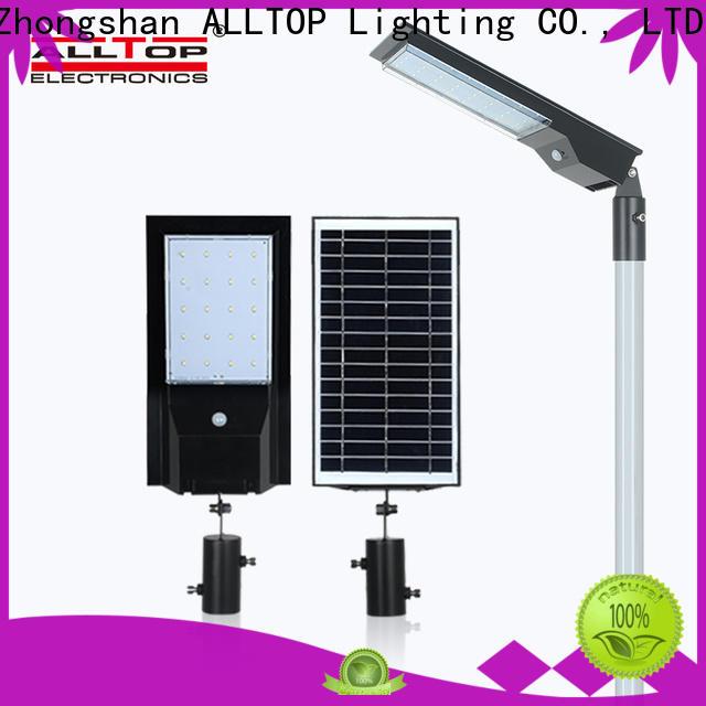 solar public lighting high-end manufacturer