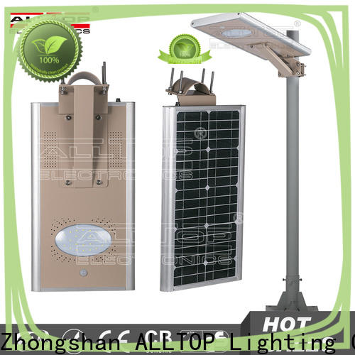 solar led street light all in one high-end wholesale