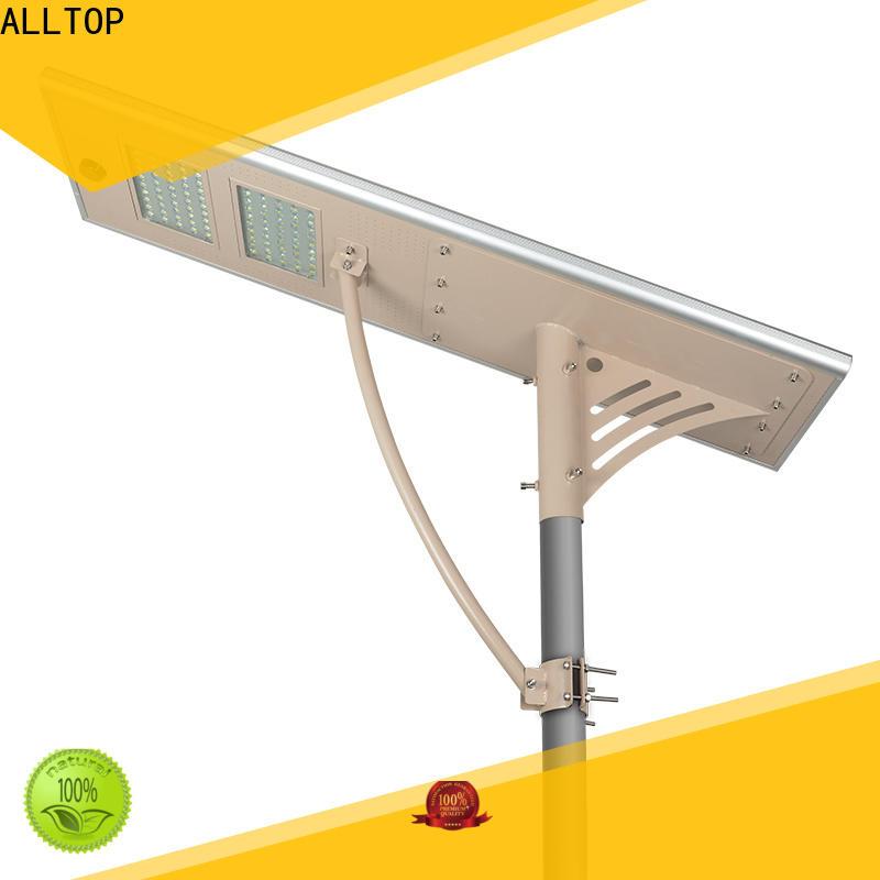 ALLTOP solar street lights outdoor high-end wholesale