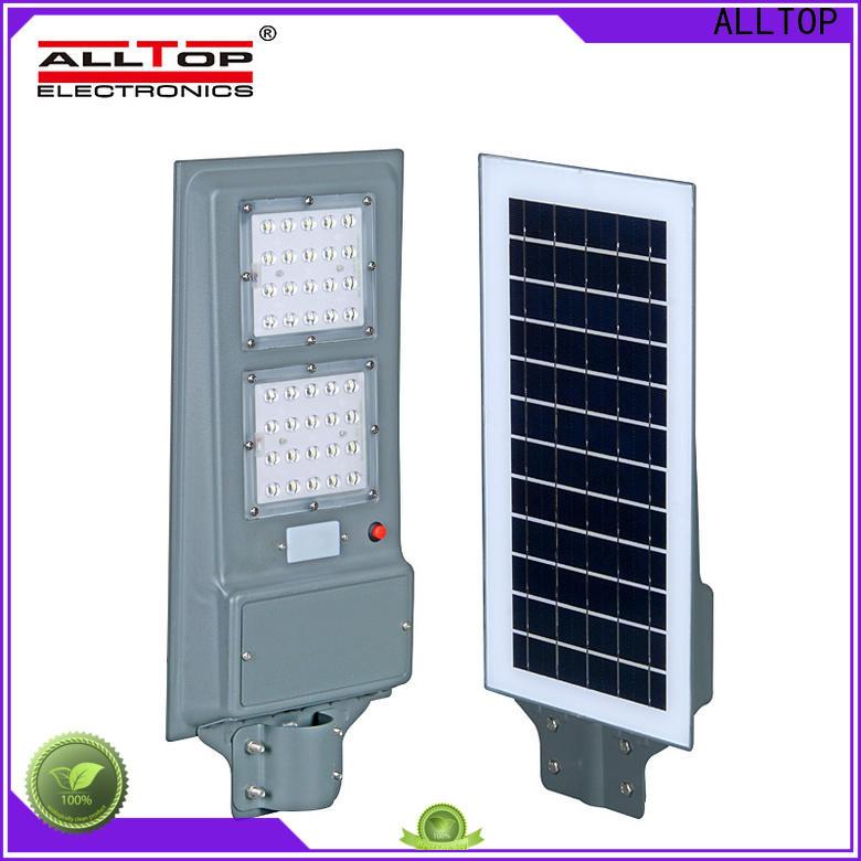 ALLTOP led street light fixtures high-end wholesale