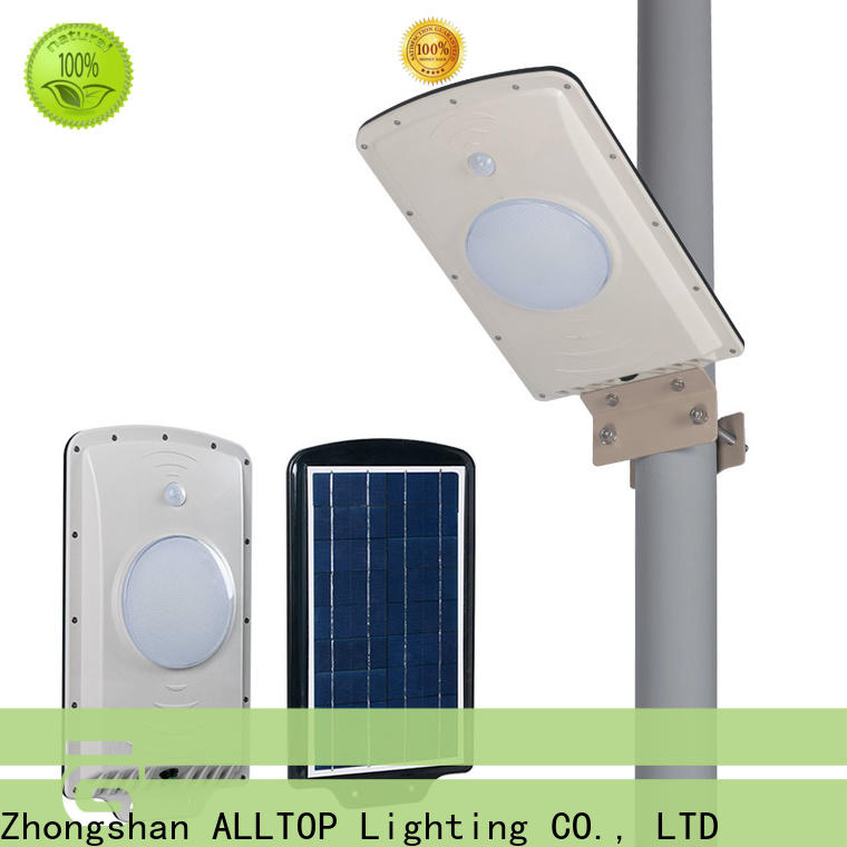 automatic solar street light factory high-end supplier
