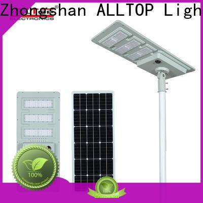 ALLTOP outdoor outdoor led solar lighting best quality supplier