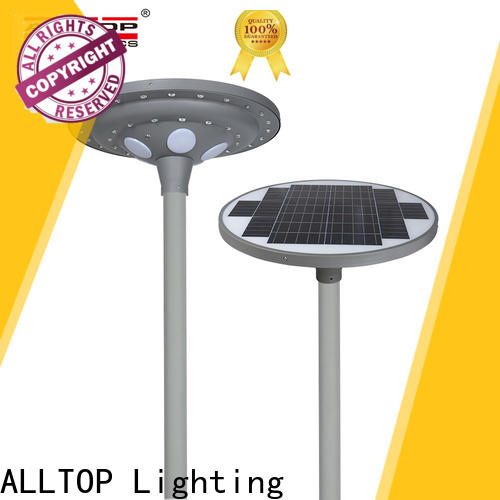 commercial solar landscape lighting