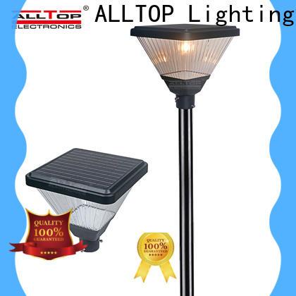 garden lamp light
