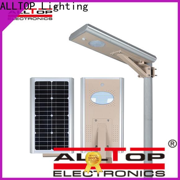 ALLTOP outdoor street light high-end supplier