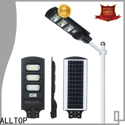 ALLTOP waterproof solar panel led lights high-end supplier