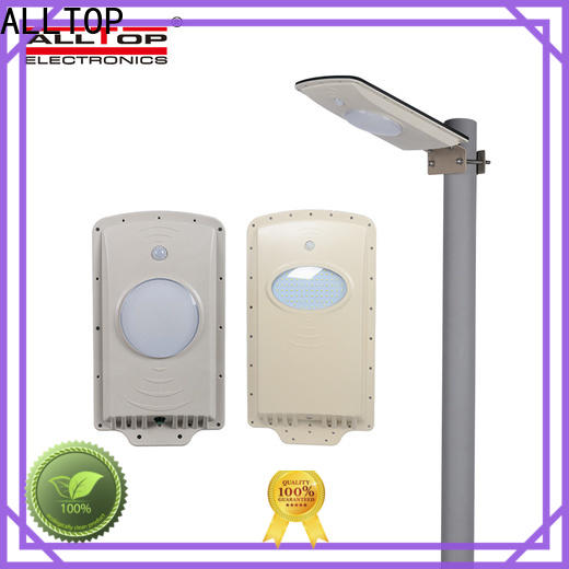 adjustable solar street supplier for highway