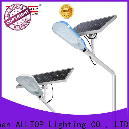 ALLTOP 30w solar street light series for outdoor yard
