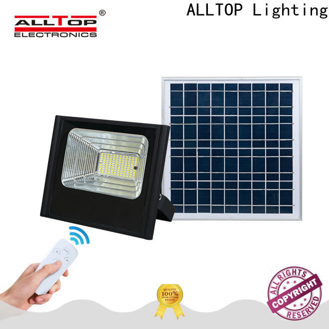 powered led security flood light for business for stadium