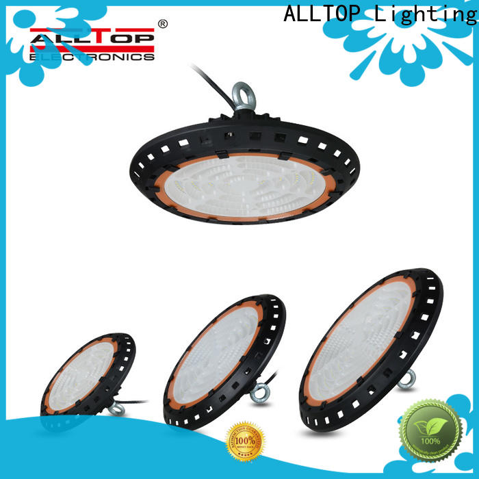 ALLTOP industrial commercial high bay led lights factory for playground