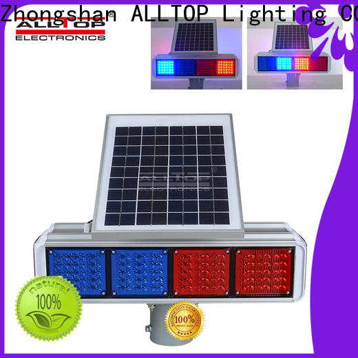 ALLTOP safety traffic light factory for safety warning