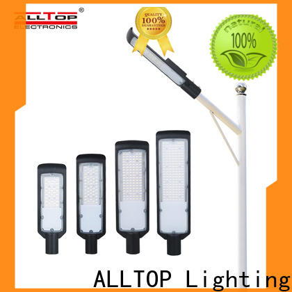 ALLTOP automatic led street light wholesale suppliers for high road